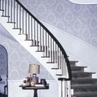 Turner interior staircase 1999.jpg