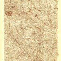 1935 USGS topographic map
