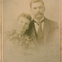 Photograph of Dr. Theron Earle Cunningham and Leila Westmoreland Cunningham